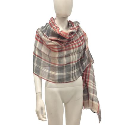 Salvatore Ferragamo Cloth with check pattern
