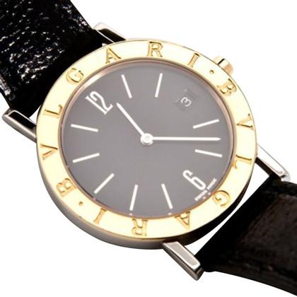 "Bulgari Clock ""Acero Y Oro"""