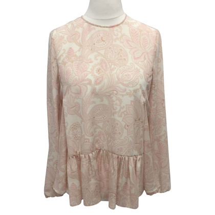 Stella McCartney Seta Top Paisley