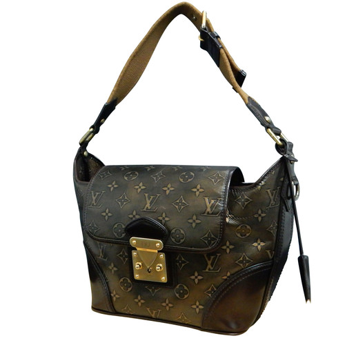 30d39f9bcc Louis Vuitton Borsa a tracolla in Tela - Second hand Louis Vuitton ...