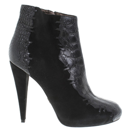 Roberto Cavalli Ankle boots in black