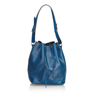 Louis Vuitton Sac à bandoulière en Cuir en Bleu ebb0a054b14a