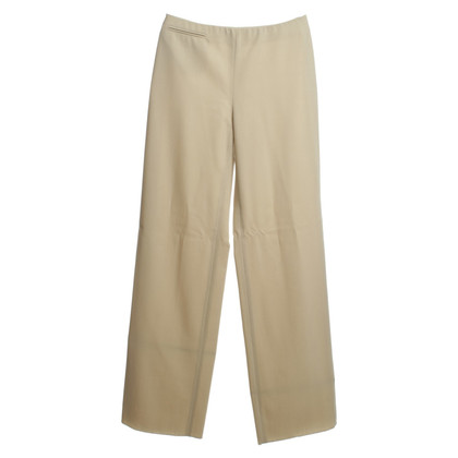 Chanel Pantaloni in Beige