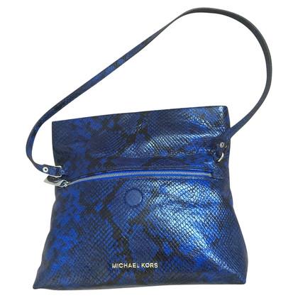 Michael Kors Shoulder bag in reptile look