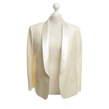 Balmain Blazer in Cream