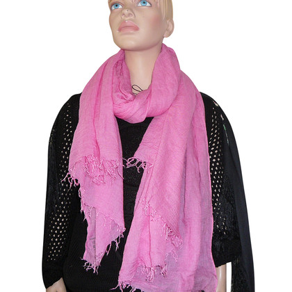 Isabel Marant Etoile Sjaal roze