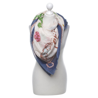 Stella McCartney Multi-colored scarf