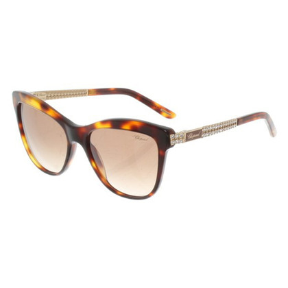 Chopard Sunglasses with tortoiseshell pattern