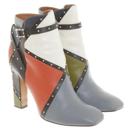 Valentino Harlekin-Boots mit Nieten