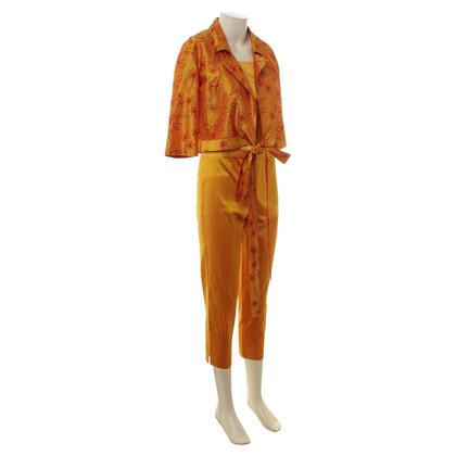 Kenzo Three-piece silk