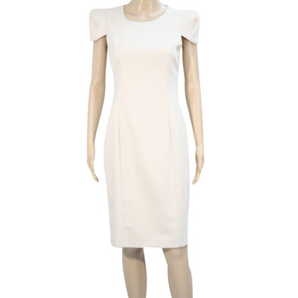 French Connection Kleid in Creme