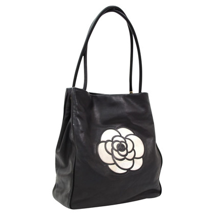 Chanel Tote Bag mit Logo