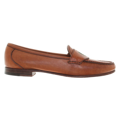 Ralph Lauren Loafer in Leer