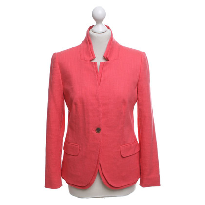 J. Crew Blazer in coral red