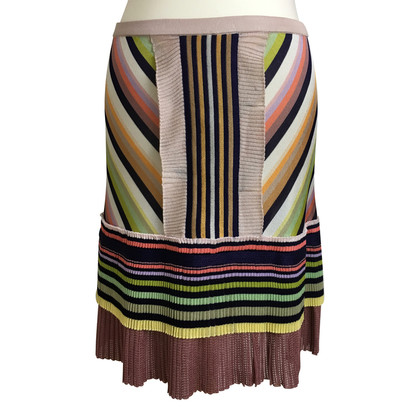 Missoni skirt in multi colored