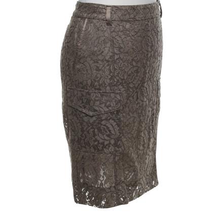 Marc Cain skirt in khaki