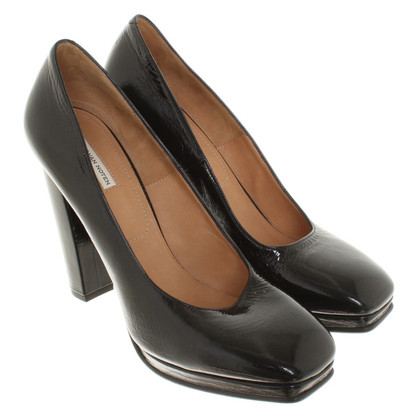 Dries van Noten pumps in nero