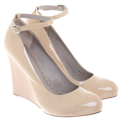 Marc Jacobs pumps with wedge heel