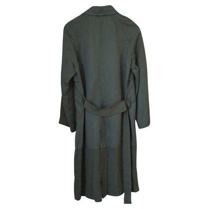 Sandro Trench coat in khaki