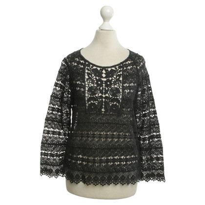 Isabel Marant top with lace