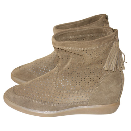 Isabel Marant bottes Wedge