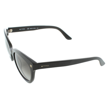 Etro Sunglasses with logo application