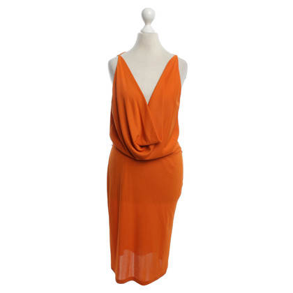 JOOP! Dress in orange