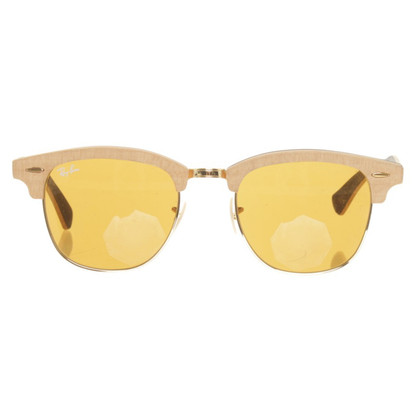 Ray Ban Sonnenbrille aus Holz