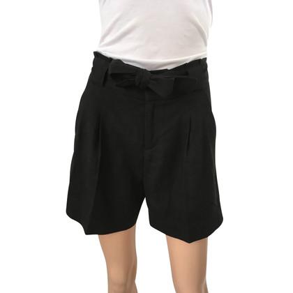 Comptoir des Cotonniers Schwarze, kurze Hosen