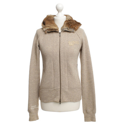 Woolrich Sweater with fur hood