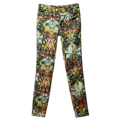 Just Cavalli Trousers with print