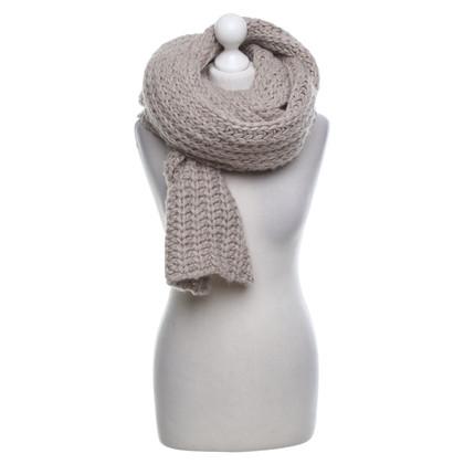 Strenesse Blue Knit scarf in beige