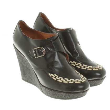 Sandro Wedges in black