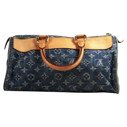 "Louis Vuitton ""Neo-Speedy Monogram Denim"""