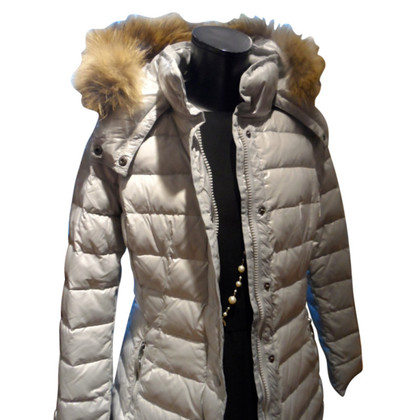 Other Designer Down coat with fur