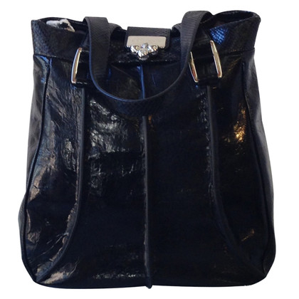 Céline Shopper in black