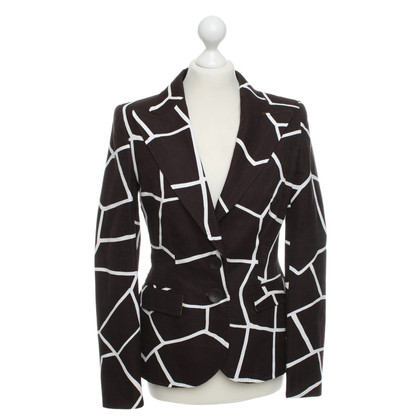 Escada Blazer with graphic print