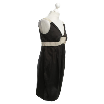Paule Ka Dress in black / beige