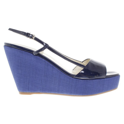 Jil Sander Wedges in purple