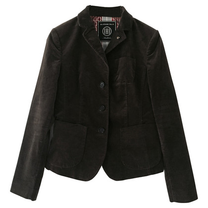 Blonde No8 Velvet Blazer