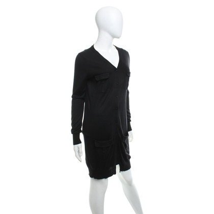 Twin-Set Simona Barbieri Strickjacke in Schwarz