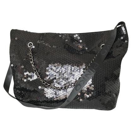 Pinko Handbag with sequin trim