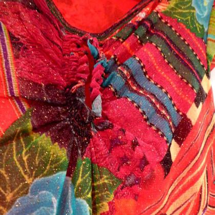 Kenzo Sommerkleid mit Volants