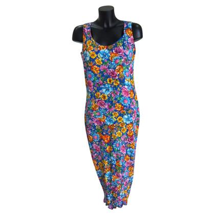 Versus Kleid mit Blumenmuster