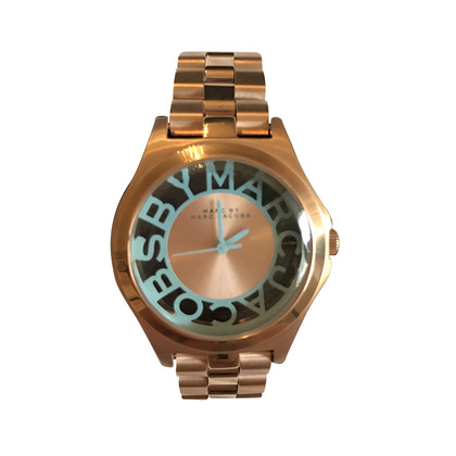 Marc by Marc Jacobs Watch in Rosé gold