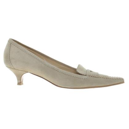 Prada pumps with stiletto heel