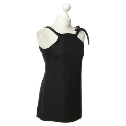 Gianni Versace Mini dress in black