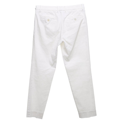 St. Emile trousers in cream-white