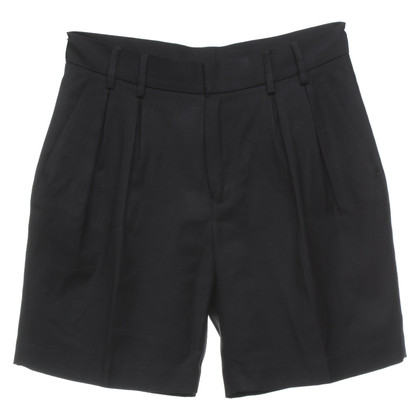 MM6 by Maison Margiela Shorts in black