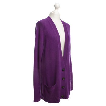 Aubin & Wills Cardigan en violet